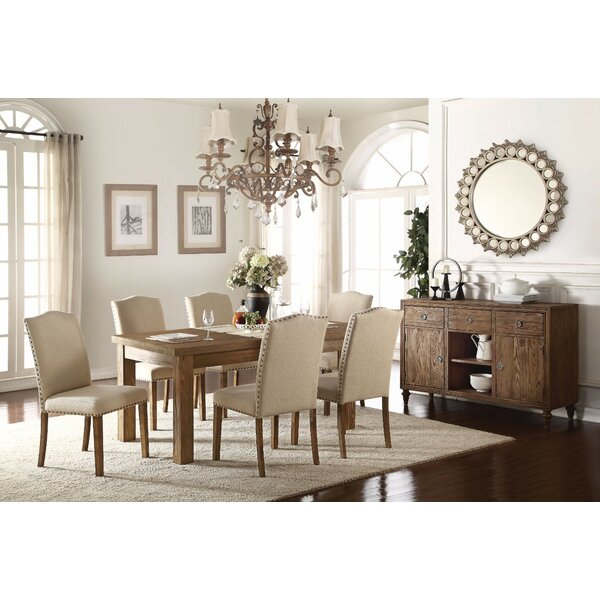 Belavida Dining Table by Gracie Oaks
