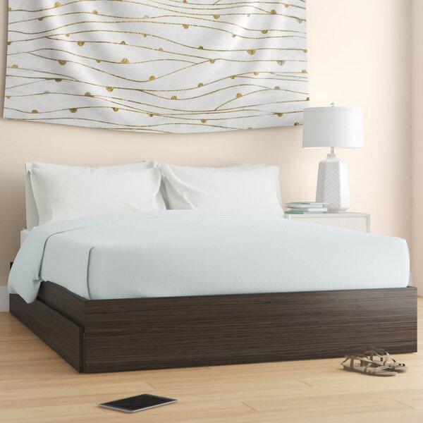 Pederson 3 Drawer Storage Platform Bed by Trule Teen