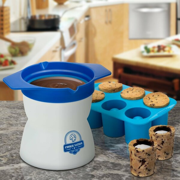 Candy Nation Milk and Cookie Shot Maker by Smart Planet