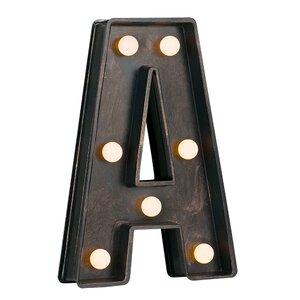 Buchstabenblock A