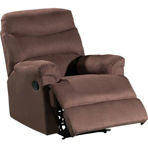 Jonathan Contemporary Microfiber Manual Lift Assist Recliner with Ottoman  sc 1 st  Wayfair & Small Recliners Youu0027ll Love | Wayfair islam-shia.org