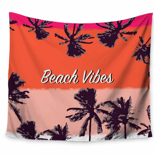 Mukta Lata Barua Beach Vibes Tapestry and Wall Hanging by East Urban Home