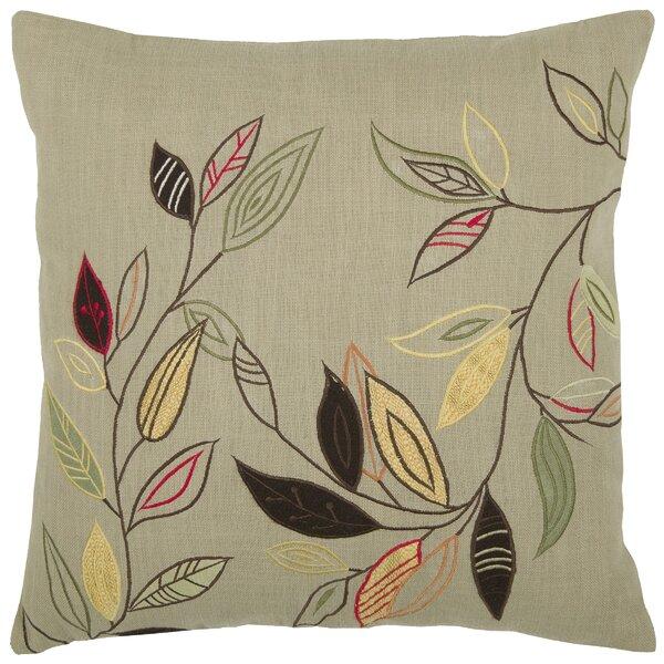 Delphia  Throw Pillow by Wildon Home ®