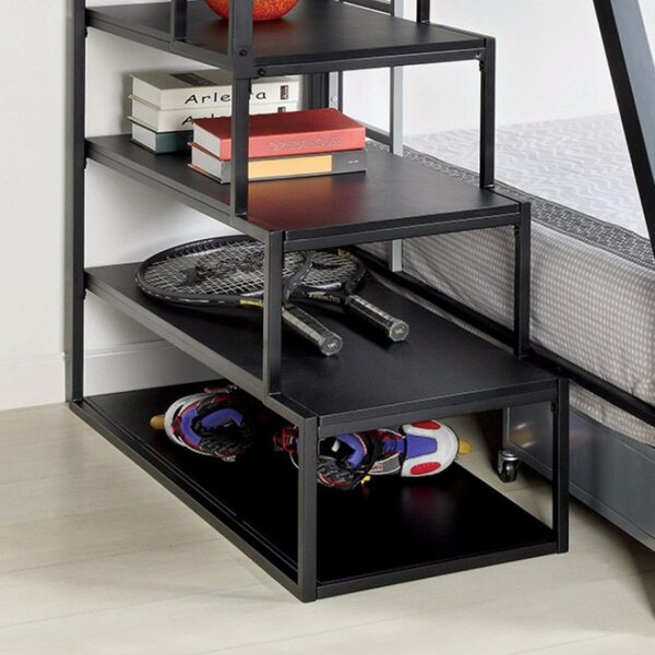 Gauck Contemporary Style Ladder Bookcase by Orren Ellis