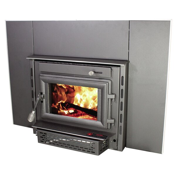Wood Burning Fireplace Insert by United States Stove Company United States Stove Company