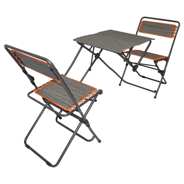 Folding Picnic Table and Chairs by Impact Instant Canopy