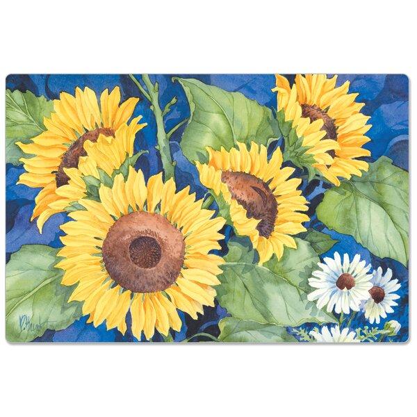 Sunflowers Comfort Anti-Fatigue Mat