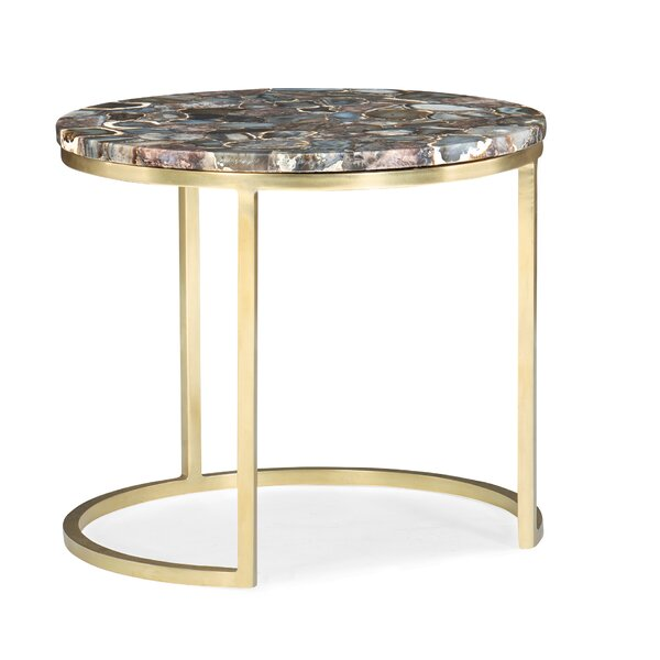 Moonbeam End Table By Caracole Classic