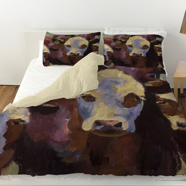 Class Picture Duvet Cover by Manual Woodworkers & Weavers