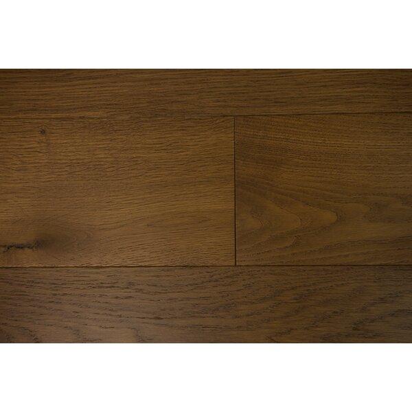 Buckingham 7-1/2 Engineered Oak Hardwood Flooring in Chestnut by Branton Flooring Collection