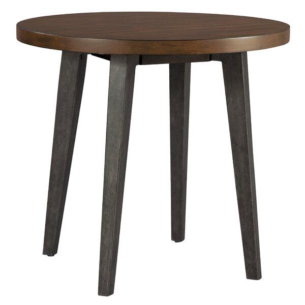 Splayed Leg End Table By Hekman