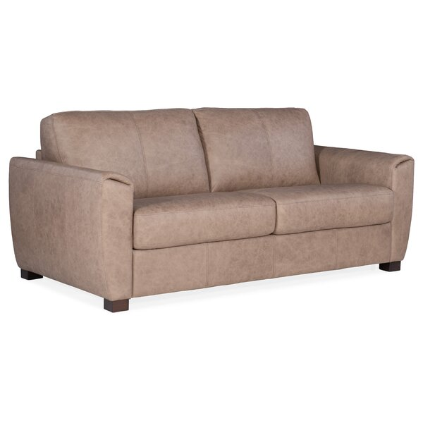 Find Out The New Torrington Leather Sofa Bed by Hooker Furniture by Hooker Furniture
