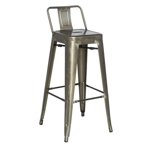 Toms 30 Bar Stool (Set of 4) by Brayden Studio