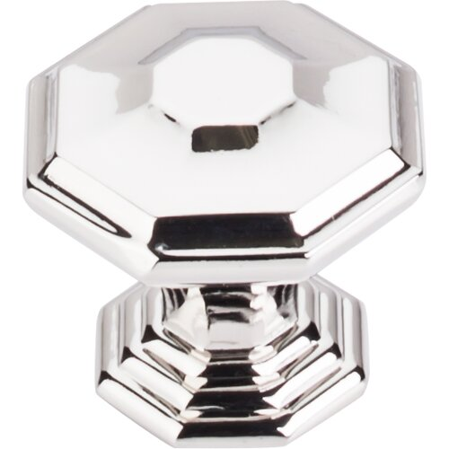 Chareau Chalet Octagon Novelty Knob by Top Knobs