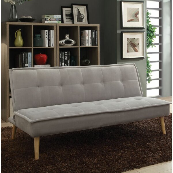 Tudor City Adjustable Sofa Bed by Latitude Run