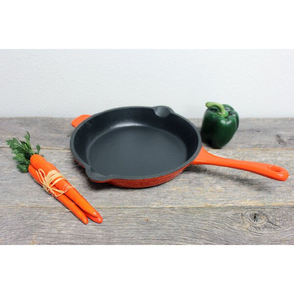Neo Cast Iron 2 Piece Frying Pan Set by BergHOFF International