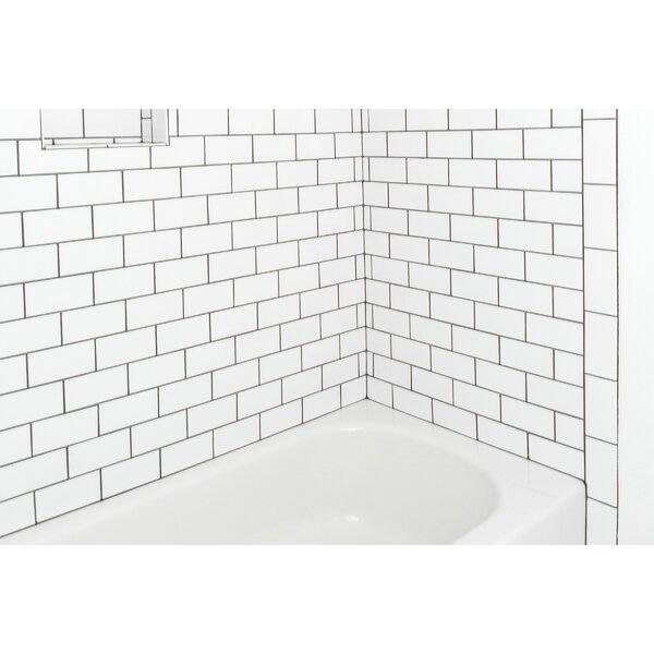 Large White Subway Tile Wayfair