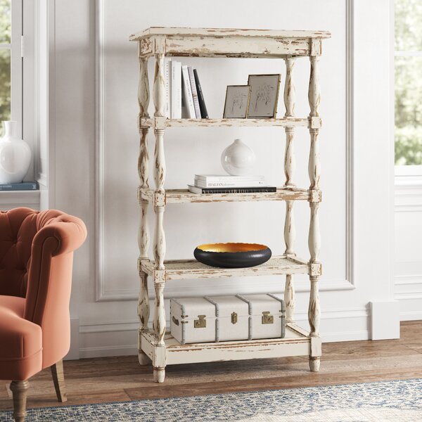 Nonna Etagere Bookcase By Kelly Clarkson Home