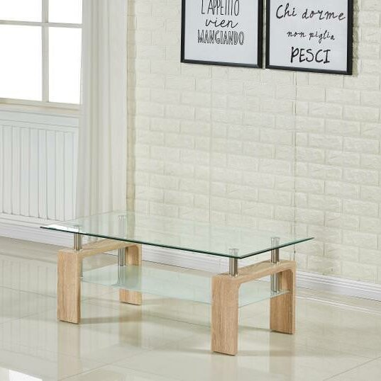 Layton Coffee Table by Wrought Studio