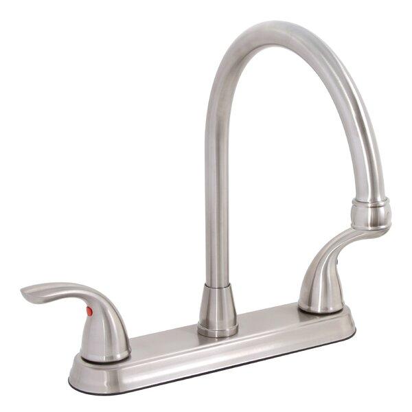 Westlake Double Handle Kitchen Faucet by Premier Faucet