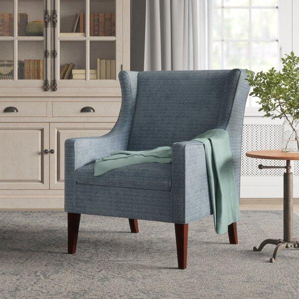 Matherville Wingback Chair by Birch Lane Heritage Birch Lane™ Heritage