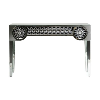 Chrome Console Tables You Ll Love Wayfair Co Uk