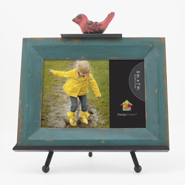 Cardinal Picture Frame by Uniek