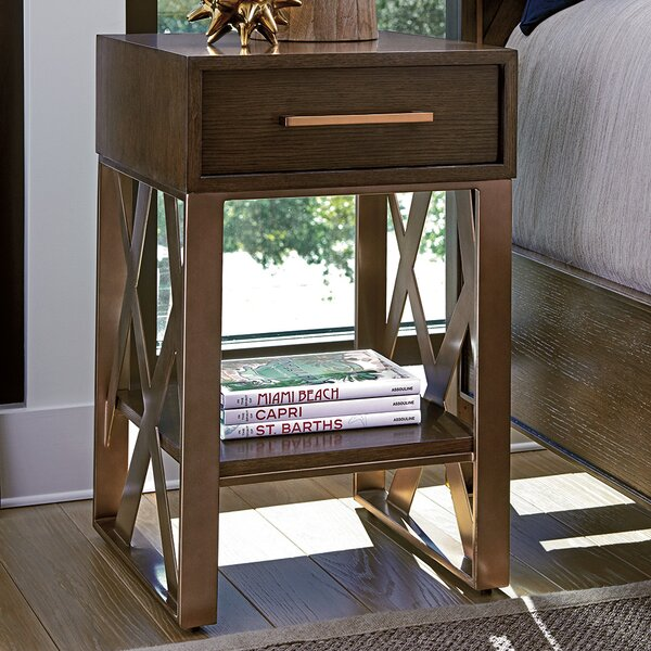Zavala Cella Nightstand by Lexington