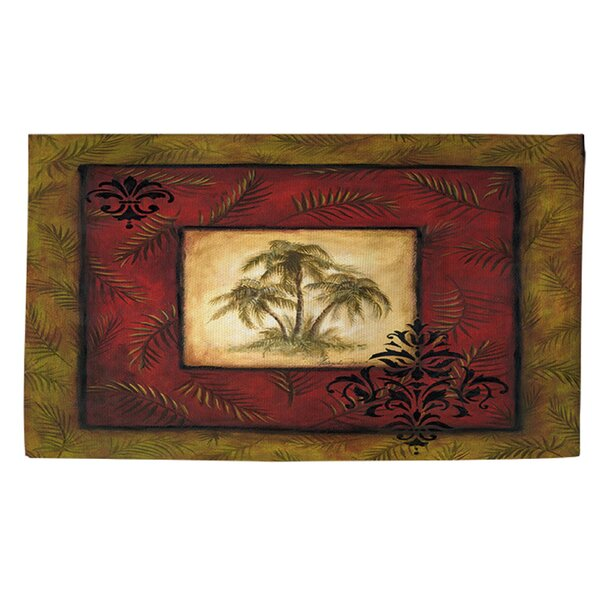 Palm Breezes V Area Rug by Manual Woodworkers & Weavers
