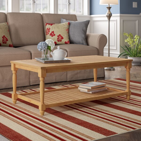 Fuller Coffee Table by Charlton Home