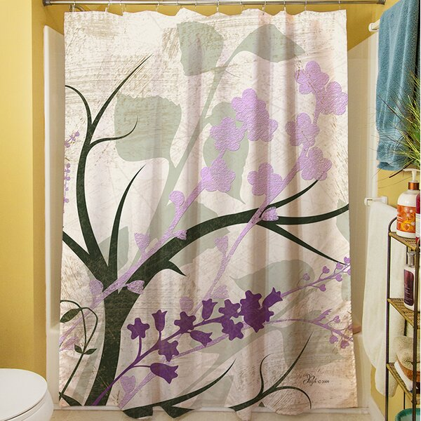 Lois Shower Curtain by August Grove
