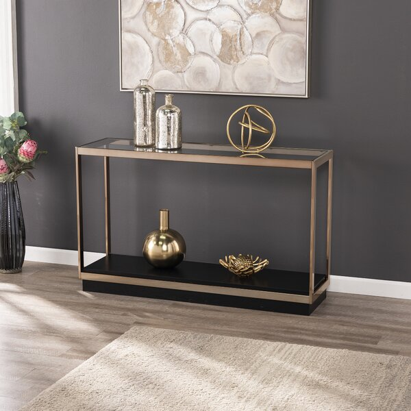 Lexina 48-inch Console Table by Mercer41 Mercer41