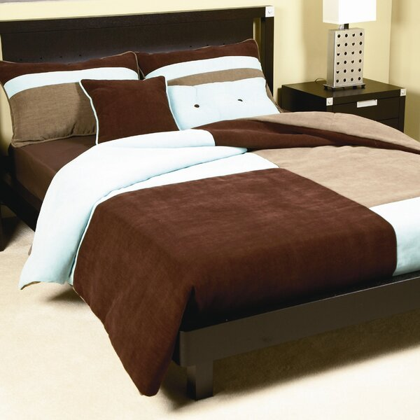 Delmont Duvet Cover Set