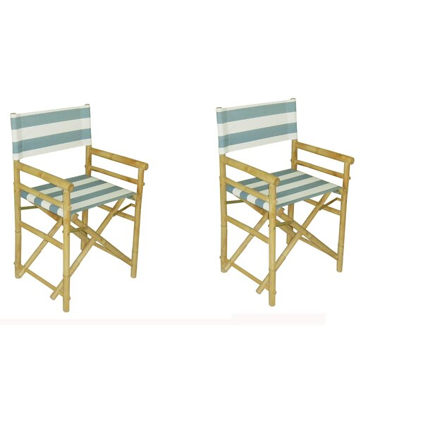 Ohatchee Folding Director Chair (Set of 2) by Darby Home Co Darby Home Co