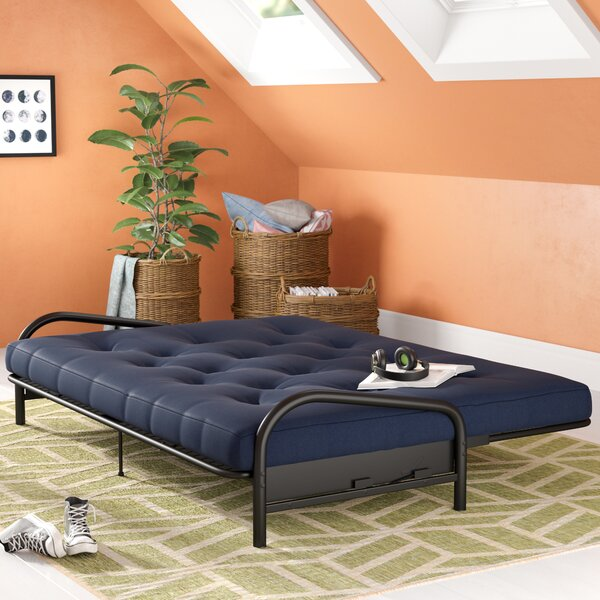 6 Fiber Foam Futon Mattress by Alwyn Home