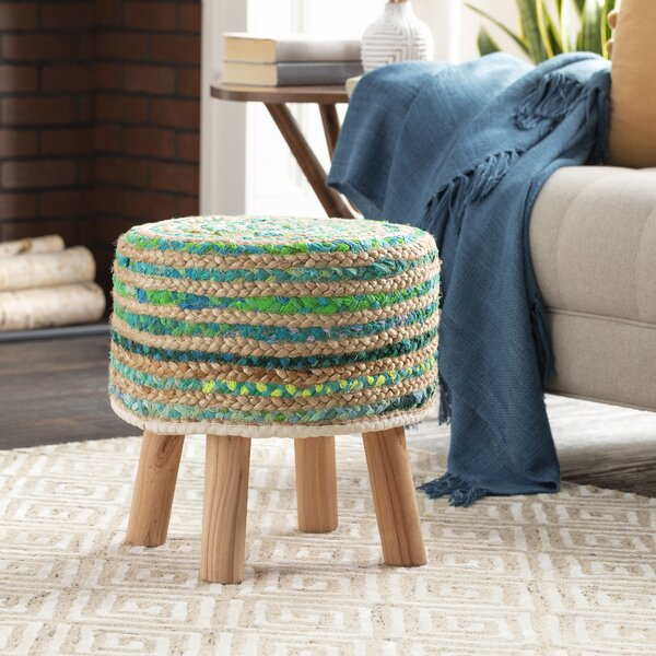 Rayne Accent Stool By Bungalow Rose