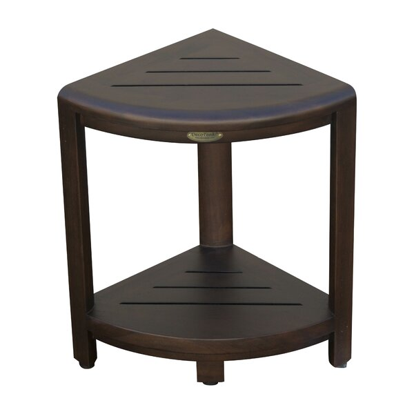 Outdoors Solid Wood Side Table by Decoteak Decoteak