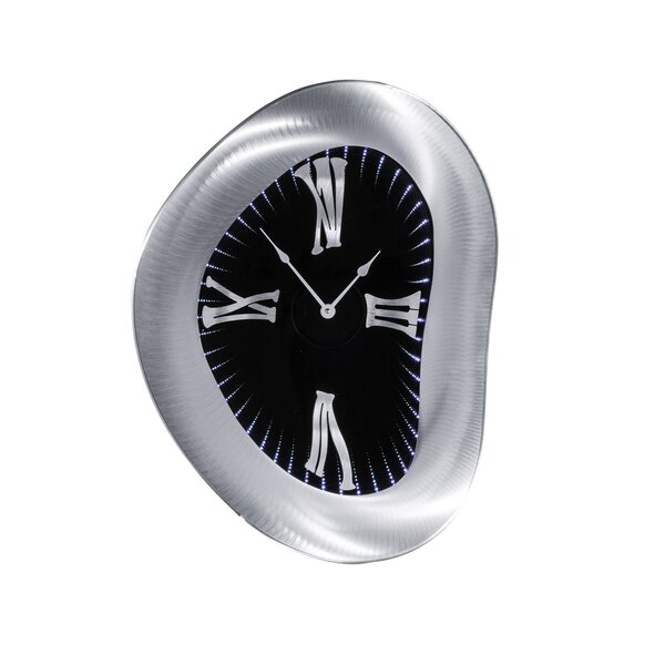 Birus Endless Time Wall Clock by Orren Ellis