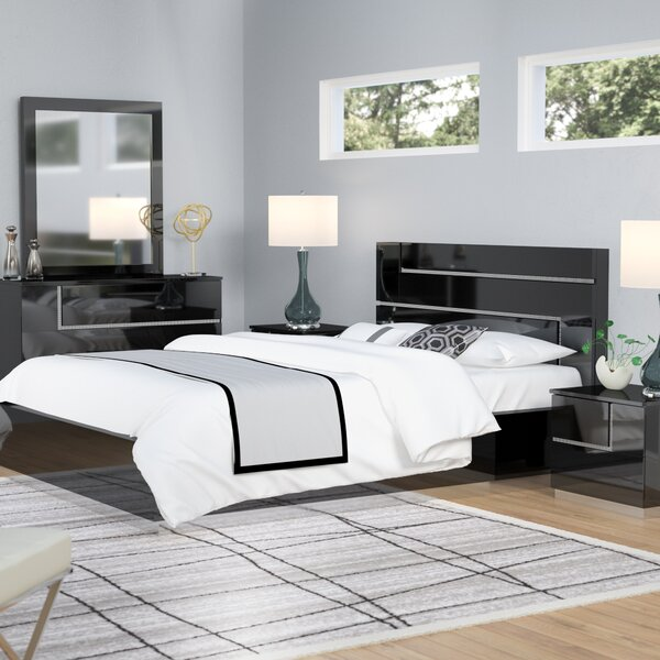 Lowrey Platform 5 Piece Bedroom Set by Wade Logan