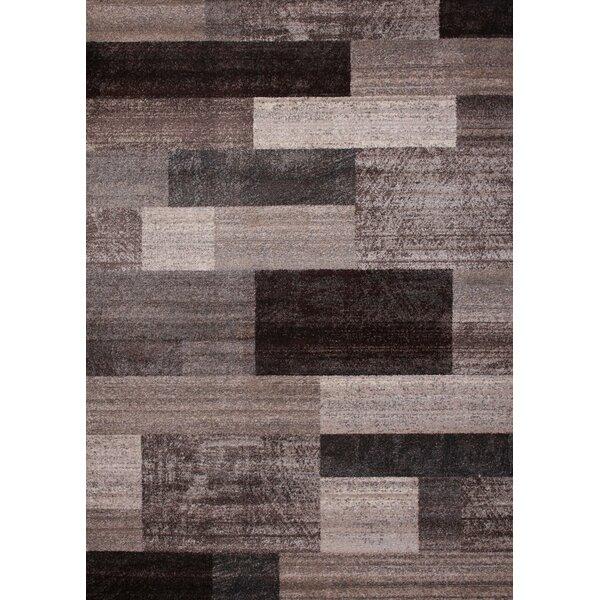 Tremont Ivory/Gray Area Rug by Orren Ellis