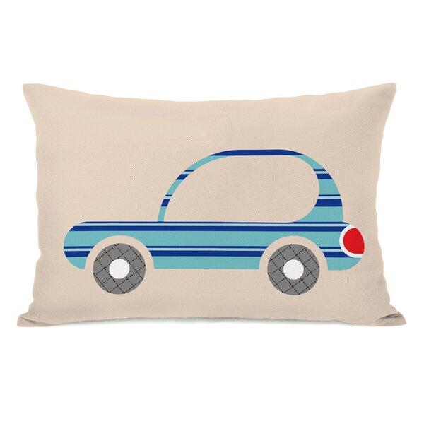 Car Throw Pillow by One Bella Casa