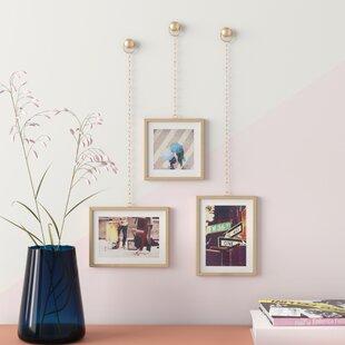 Multi 4 cadre photo autoportante ouverture Hanging Collage Cadeau Maison Nouveau