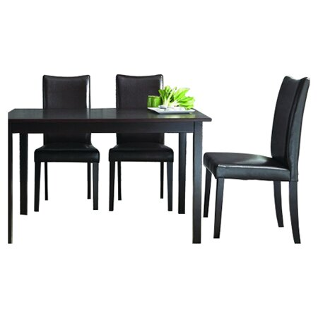 Iain 5 Piece Dining Set by Charlton Home