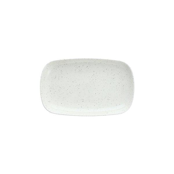 Maskell Coupe Melamine Platter (Set of 6) by Fortessa