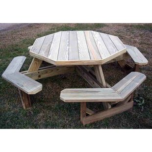 Picnic Tables Youll Love Wayfair - One sided picnic table