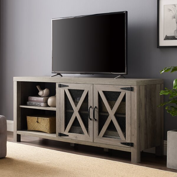 Read Reviews Mildenhall TV Stand for TVs up to 65 by Gracie Oaks