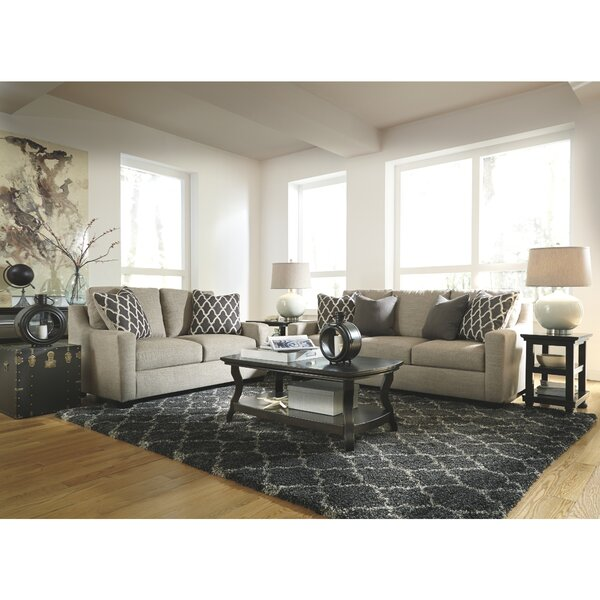 Alandari 2 Piece Configurable Living Room Set by Charlton Home