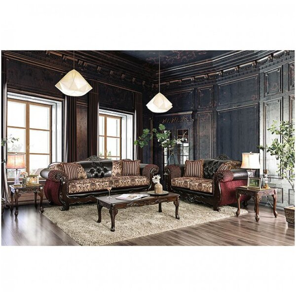 Holly Configurable Living Room Set by Astoria Grand