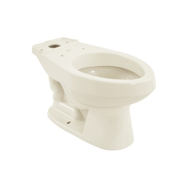 Carusoe 1.6 GPF Elongated Toilet Bowl by Toto