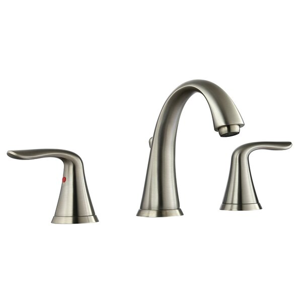 Bristol Widespread Bathroom Faucet with Drain Assembly by Windon Bay Windon Bay
